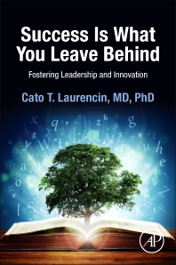 Cover image for Success Is What You Leave Behind