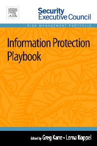 Information Protection Playbook - 1st Edition - ISBN: 9780124172326, 9780124172425