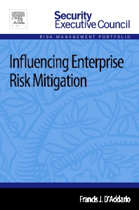 Influencing Enterprise Risk Mitigation - 2nd Edition - ISBN: 9780124172333, 9780124172432