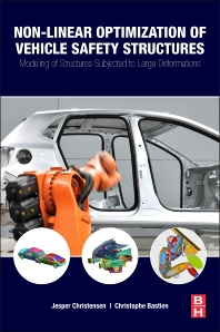 Cover image for Nonlinear Optimization of Vehicle Safety Structures