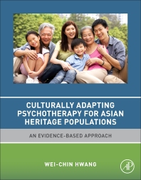 Cover image for Culturally Adapting Psychotherapy for Asian Heritage Populations