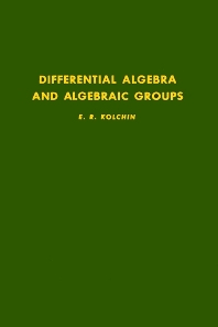 Cover image for Differential Algebra & Algebraic Groups