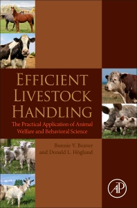 Efficient Livestock Handling - 1st Edition - ISBN: 9780124186705, 9780124172876