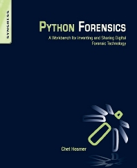 Python Forensics by Syngress Publishing - Book Cover