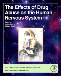 Cover image for The Effects of Drug Abuse on the Human Nervous System