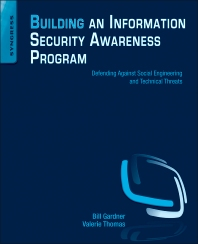 Building an Information Security Awareness Program - 1st Edition - ISBN: 9780124199675, 9780124199811