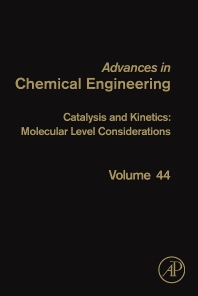 Cover image for Catalysis and Kinetics: Molecular Level Considerations