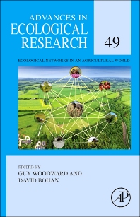 Ecological Networks in an Agricultural World, 1st Edition,Guy Woodward,David Bohan ,ISBN9780124200029