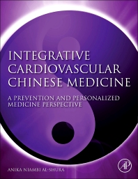 Cover image for Integrative Cardiovascular Chinese Medicine