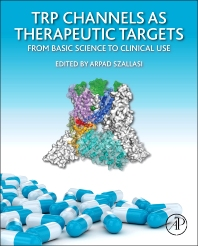 Cover image for TRP Channels as Therapeutic Targets