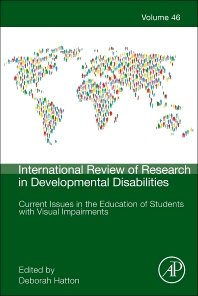 Cover image for Current Issues in the Education of Students with Visual Impairments