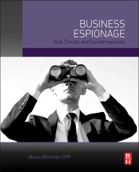 Cover image for Business Espionage