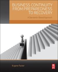 Cover image for Business Continuity from Preparedness to Recovery