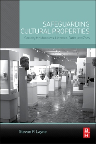 Cover image for Safeguarding Cultural Properties