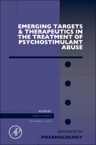 Cover image for Emerging Targets and Therapeutics in the Treatment of Psychostimulant Abuse