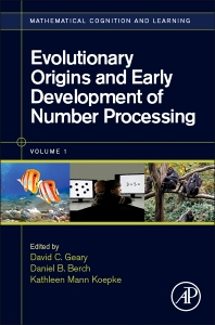 Cover image for Evolutionary Origins and Early Development of Number Processing