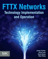 Cover image for FTTx Networks