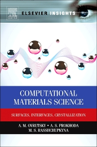 Computational Materials Science - 1st Edition - ISBN: 9780128102473, 9780124202078