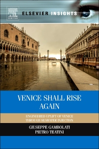 Cover image for Venice Shall Rise Again