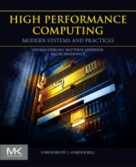 Cover image for High Performance Computing