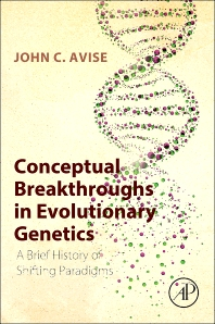Cover image for Conceptual Breakthroughs in Evolutionary Genetics