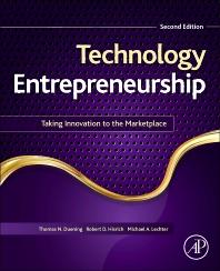 Cover image for Technology Entrepreneurship