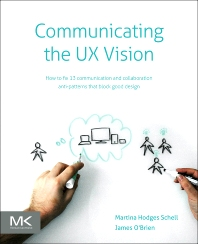 Cover image for Communicating the UX Vision