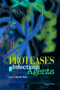 Cover image for Proteases of Infectious Agents