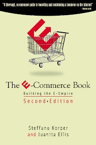 The E-Commerce Book - 2nd Edition - ISBN: 9780124211612, 9780080518800