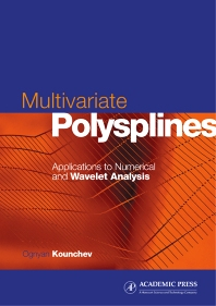 Cover image for Multivariate Polysplines