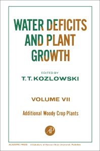 Additional Woody Crop Plants V7 - 1st Edition - ISBN: 9780124241572, 9780323158565