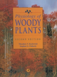 Physiology of Woody Plants - 2nd Edition - ISBN: 9780124241626, 9780080538976