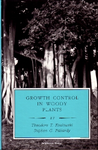 Cover image for Growth Control in Woody Plants