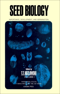 Seed Biology - 1st Edition - ISBN: 9780124243019, 9780323150675