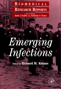 Emerging Infections, 1st Edition,John Gallin,Anthony Fauci,Richard Krause,ISBN9780124259317