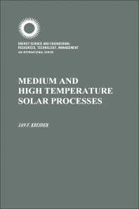Medium and High Temperature - 1st Edition - ISBN: 9780124259805, 9780323141116