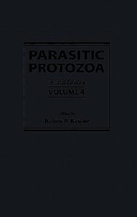 Cover image for Parasitic Protozoa