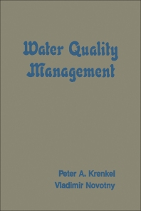Water Quality Management - 1st Edition - ISBN: 9780124261501, 9780323143493