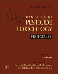 Cover image for Handbook of Pesticide Toxicology, Two-Volume Set