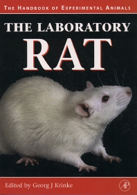 Cover image for The Laboratory Rat