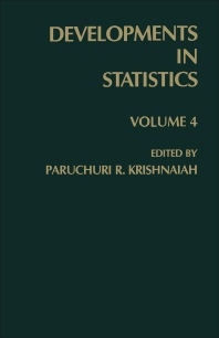 Developments in Statistics - 1st Edition - ISBN: 9780124266049, 9781483264226