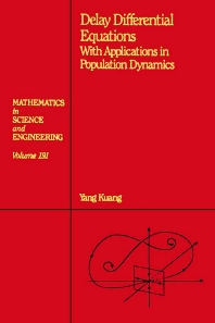 Cover image for Delay Differential Equations