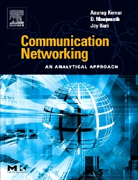 Cover image for Communication Networking