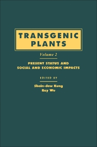 Transgenic Plants - 1st Edition - ISBN: 9780124287822, 9780323140263