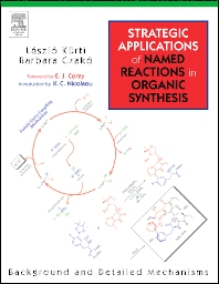 cover of Strategic Applications of Named Reactions in Organic Synthesis - 1st Edition