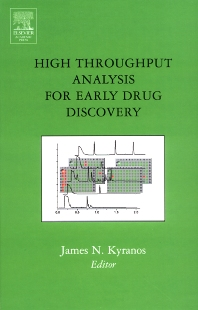 Cover image for High Throughput Analysis for Early Drug Discovery