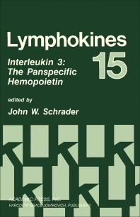 Interleukin 3 - 1st Edition - ISBN: 9780124320154, 9781483268163