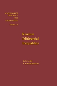 Cover image for Random Differential Inequalities