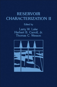 Reservoir Characterization II - 1st Edition - ISBN: 9780124340664, 9780323140270