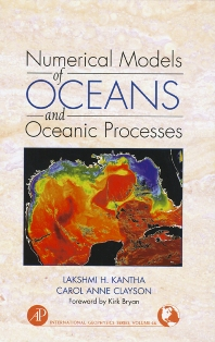 Cover image for Numerical Models of Oceans and Oceanic Processes